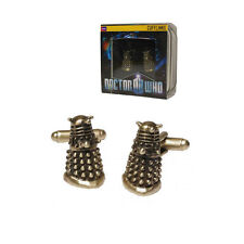 3D Dalek Dr Who Gift Cufflinks Cuff Links NEW in BOX  7184