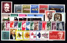 BERLIN - Jahrgang 1975 (= Nr. 482-515) postfrisch/** komplett