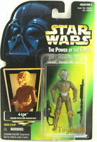 Star Wars 1997 Power Of The Force 4-Lom Action Figure Hasbro  3.75""