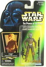Star Wars  (vintage) 1997 POTF2 4-Lom figure Hasbro 96881