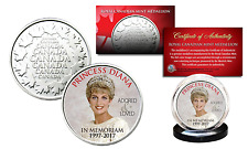 PRINCESS DIANA 1997-2017 20th ANNIVERSARY Royal Canadian Mint RCM Coin - CROWN