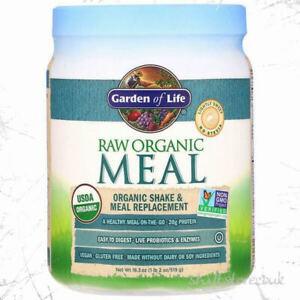 Garden Of Life Raw Organic All-In-One Meal Full Protein Vegan 519g Original