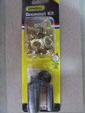 "General Grommet Tools Fastening Kit 3/8"" #71262   NEW"