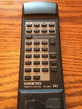 Onkyo RC 289C Remote Control