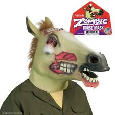 Zombie Horse Adult Halloween Latex Mask!