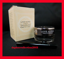 Love Alpha LA245 Professional New Waterproof Thick Eyeliner Gel Color Black