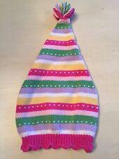 NWOT Gymboree Long Elf Stocking Hat Ski Hat 6-12 Months