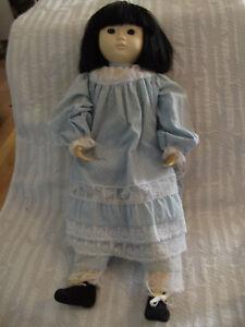 Elegant Pauline Bjonness Jacobsen Collector Ling Ling Doll 42 cm high