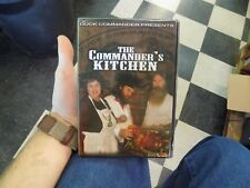 Duck Commander The Commander's Kitchen DVD