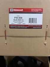 NEW!! OEM Motorcraft PW458 Water Pump Ford Explorer Ranger Pickup Truck 4.0L V6