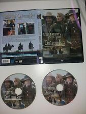 2  DVD UNGESCHNITTEN  252 MIN.  WESTERN  JAMES GARNER  STREETS OF LAREO  UNCUT