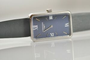 Longines New Old Stock for Women NOS White Gold Plated Case