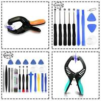 1 Set Phone Tablet Repair Opening Tool Kits Pry Screwdriver for iPhone&Android