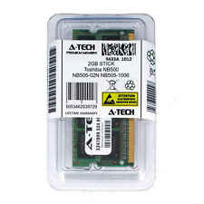 2GB SODIMM Toshiba NB505-02N NB505-1006 NB505-SP0166EM PC3-8500 Ram Memory
