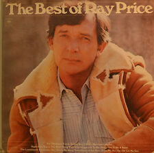 "THE BEST OF RAY PRICE - Same 12 "" LP (U369)"