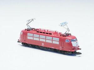 8867 Marklin Z-scale TEE Express Locomotive Class 103 DB Red liveries
