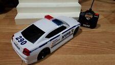 Jada  Remote Control R/C Police CAR w/ working lights HTF