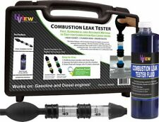 Combustion Leak Tester: Tester Kit with dual chamber to accurately verify combus