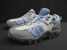 Cannondale Cycling Shoes Mountain Road Bike Blue Gray Shoes  Women's 8.M