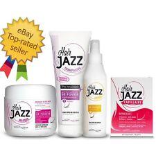 Hair Jazz Shampoo 250ml &Lotion 200ml &Mask 500ml&Vitamins Hair Growth Speed Up