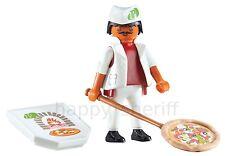 Playmobil Pizzaiolo 6392-italienische Pizza Pizzeria Ristorante Restaurant NEU!