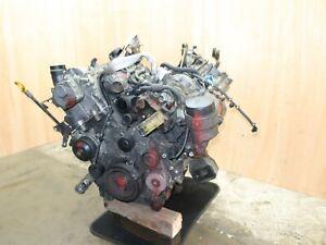 2007 JEEP COMMANDER 3.0 CRD V6 CRD DIESEL ENGINE EXL OM642 642.980 2