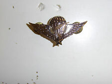 b2548 RVN Vietnamese Master Jump Wings Army Vietnam metal with small palm IR4A48