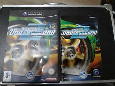 "JEU GAMECUBE PAL FR COMPATIBLE WII "" NEED FOR SPEED UNDERGROUND 2 """
