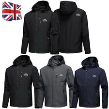 The North Face Men's outdoor jacket hooded jacket casual autumn soft shell