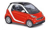 #46201 - Busch Smart Fortwo 2012 »CMD« - Rot - 1:87