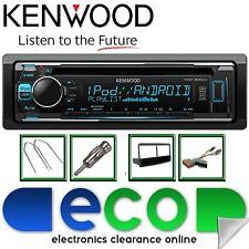 Ford Transit 1994-98 KENWOOD CD MP3 USB AUX Facia Panel & Pocket Car Stereo Kit