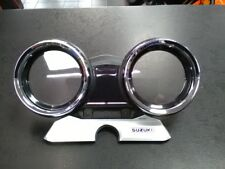 GENUINE SUZUKI GSX1400 SPEEDOMETER / CLOCKS UPPER CASE COVER 2002 - 2004 K2 - K4