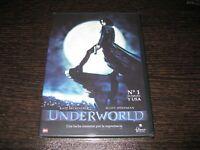 Underworld DVD Kate Beckinsale Scott Speedman Sigillata Nuovo