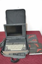 RARE Mitsubishi MP 286L Laptop Computer MP-2120 With Original Bag/instruction