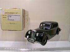 MINIMARQUE43 UK RILEY RMB 1948 BLACK WHITE-METAL FACTORY HANDB. BOXED 1:43