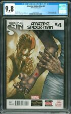 Amazing Spider-Man 4 - CGC 9.8 (First Appearance of Silk)