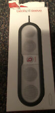Beats Sleeve for Pill Portable Speaker Black Durable Silicone New Open Box