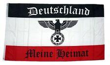 Fahne / Flagge Deutschland Meine Heimat Deutsches Reich NEU 90 x 150 cm