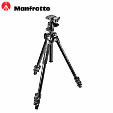NEW IN BOX Manfrotto Travel Camera Tripod with BallHead Lightweight MK290LTA3-BH