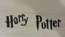 Harry Potter Die Cut Letters