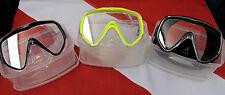 Scuba Max Mask scuba diving equipment snorkel gear ABACO bigger face silicone