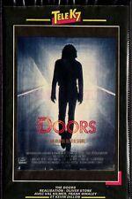 cassette VHS.     DOORS .