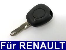 Clé Remplacement boîtier Vierge pour Renault kangoo laguna megane twingo