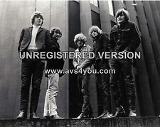 "The Byrds 10"" x 8"" Photograph no 4"