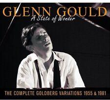 Glenn Gould - Complete Goldberg Variations: A State of Wonder [New CD]