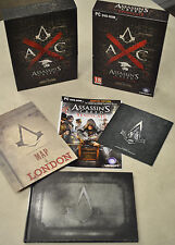 Assassin's Creed: Syndicate Art Book, Box, Soundtrack, & Map [Memorabilia, Rook]