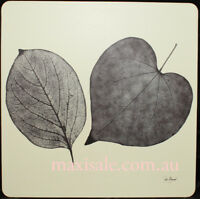 Placemate - 2 Leaves - DINE by Ladelle