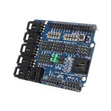 For Arduino UNO MEGA Duemilanove Sensor Shield V4 Digital Analog Module Ser N3U9