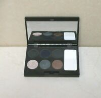 LAURA MERCIER EDITORIAL EYE PALETTE INTENSE CLAYS BOXED ~ SEE DETAILS