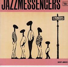 """Jazzmessengers - bitte ansehen - 7""""E.P."""